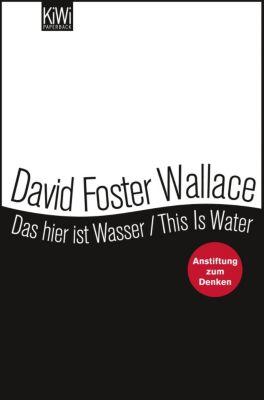 Das hier ist Wasser, David Foster Wallace