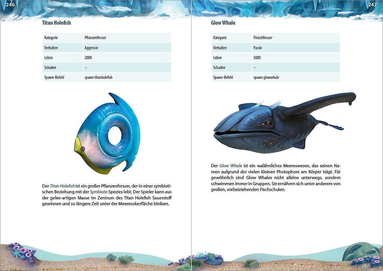 Subnautica Karte Deutsch.Das Inoffizielle Handbuch Zu Subnautica Buch