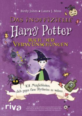 Das inoffizielle Harry-Potter-Buch der Verwünschungen, Birdy Jones, Laura J. Moss
