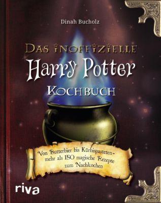 Das inoffizielle Harry-Potter-Kochbuch, Dinah Bucholz