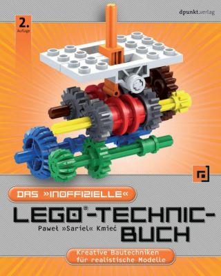 Das »inoffizielle« LEGO®-Technic-Buch, Pawel »Sariel« Kmiec