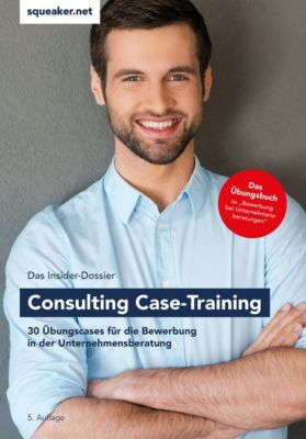 Das Insider-Dossier: Consulting Case-Training, Stefan Menden, Tanja Reineke, Ralph Razisberger