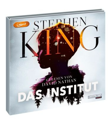 Das Institut, 1 MP3-CD - Stephen King |