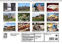 Das ist typisch Thüringen (Wandkalender 2019 DIN A3 quer) - Produktdetailbild 13