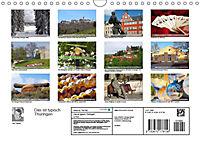 Das ist typisch Thüringen (Wandkalender 2019 DIN A4 quer) - Produktdetailbild 13