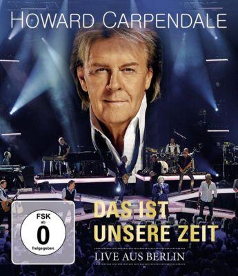 Das ist unsere Zeit - Live, Howard Carpendale