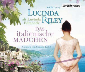 Das italienische Mädchen, 6 Audio-CDs, Lucinda Riley