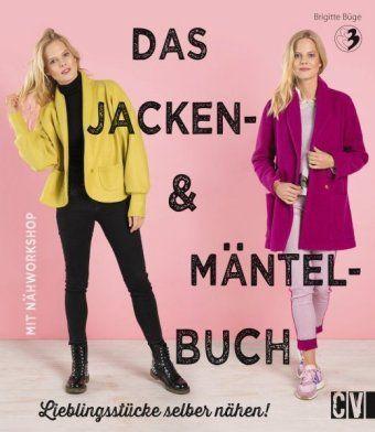 Das Jacken- & Mäntel-Buch, Brigitte Büge