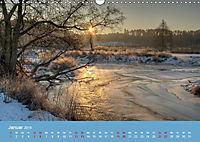 Das Jahr an der Naab zwischen Burglengenfeld und Kallmünz (Wandkalender 2019 DIN A3 quer) - Produktdetailbild 1