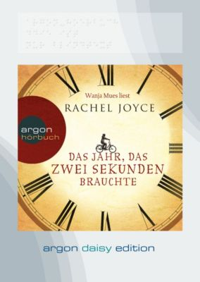 Das Jahr, das zwei Sekunden brauchte, 1 MP3-CD (DAISY Edition), Rachel Joyce