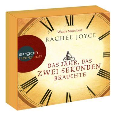 Das Jahr, das zwei Sekunden brauchte, Hörbuch, Rachel Joyce