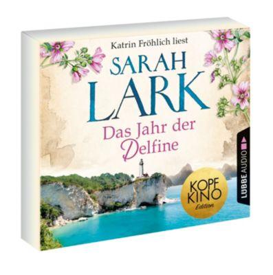 Das Jahr der Delfine, 6 Audio-CDs, Sarah Lark