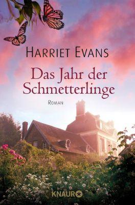 Das Jahr der Schmetterlinge, Harriet Evans