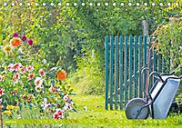 Das Jahr im Garten: Freude am Landleben (Tischkalender 2019 DIN A5 quer) - Produktdetailbild 6
