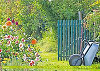 Das Jahr im Garten: Freude am Landleben (Wandkalender 2019 DIN A2 quer) - Produktdetailbild 6