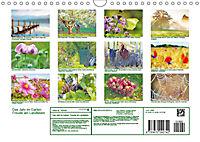 Das Jahr im Garten: Freude am Landleben (Wandkalender 2019 DIN A4 quer) - Produktdetailbild 13