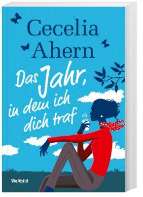 Das Jahr, in dem ich dich traf, Cecelia Ahern