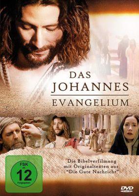 Das Johannes-Evangelium, Henry Ian Cusick, Christopher Plummer, Daniel Kash