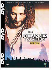 Das Johannes Evangelium - Der Film, 3 DVDs, John Goldsmith