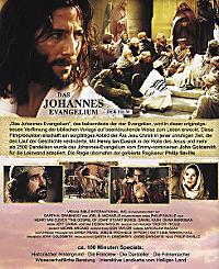 Das Johannes Evangelium - Der Film, 3 DVDs - Produktdetailbild 1