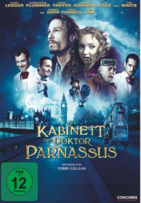 Das Kabinett des Dr. Parnassus, Terry Gilliam, Charles McKeown
