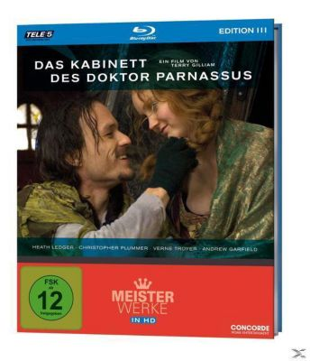 Das Kabinett des Dr. Parnassus Meisterwerke in HD-Edition III, Terry Gilliam, Charles McKeown