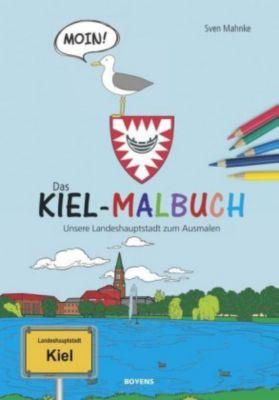 Das Kiel-Malbuch - Sven Mahnke  