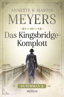Das Kingsbridge-Komplott, Annette und Martin Meyers
