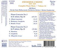 Das Klavierwerk Vol. 14 (Klavierkonzerte) - Produktdetailbild 1