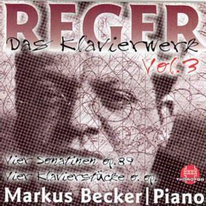 Das Klavierwerk Vol. 3, Markus Becker