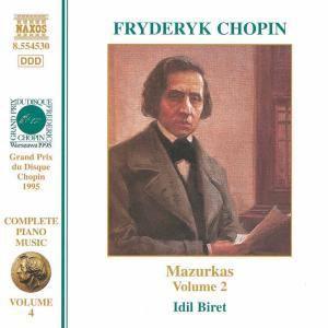 Das Klavierwerk Vol. 4 (Mazurken Nr. 27-51), Idil Biret