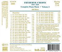Das Klavierwerk Vol. 4 (Mazurken Nr. 27-51) - Produktdetailbild 1