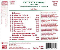 Das Klavierwerk Vol. 9 (Polonaisen Vol. 2) - Produktdetailbild 1