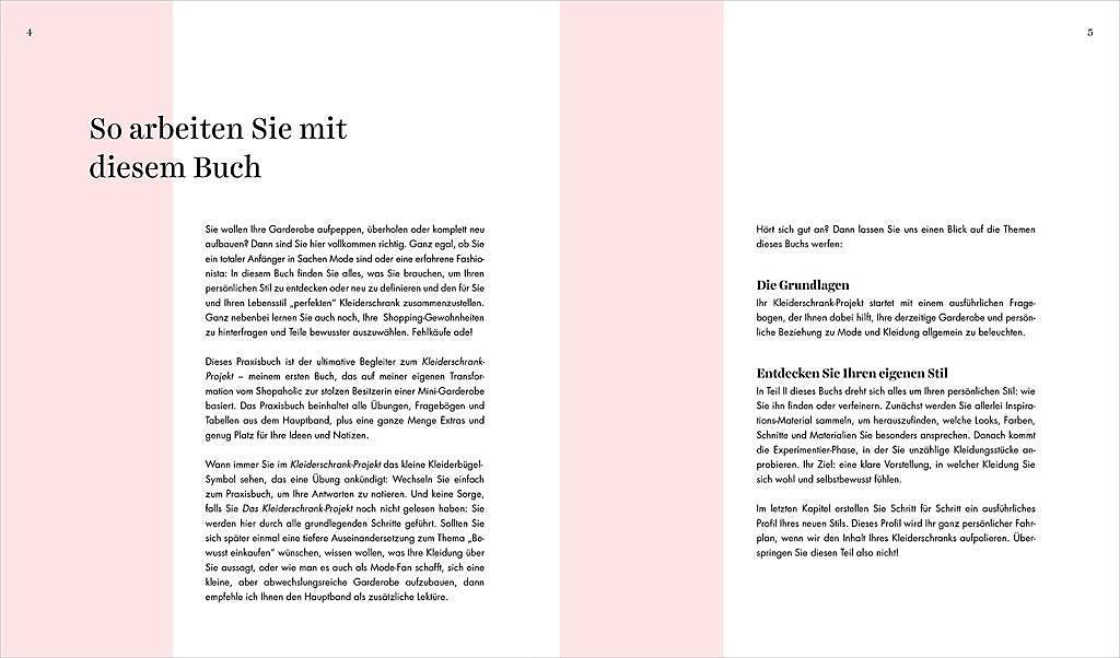 Das Kleiderschrank Projekt Praxisbuch Buch Portofrei Weltbildde