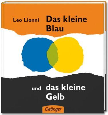 Das kleine Blau und das kleine Gelb, Leo Lionni