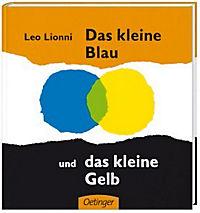 Das kleine Blau und das kleine Gelb - Produktdetailbild 1