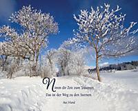 Das kleine Buch der guten Wünsche zur Weihnacht inkl. 8 Postkarten - Produktdetailbild 1