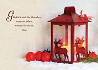 Das kleine Buch der guten Wünsche zur Weihnacht inkl. 8 Postkarten - Produktdetailbild 2