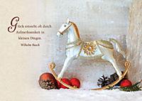 Das kleine Buch der guten Wünsche zur Weihnacht inkl. 8 Postkarten - Produktdetailbild 4