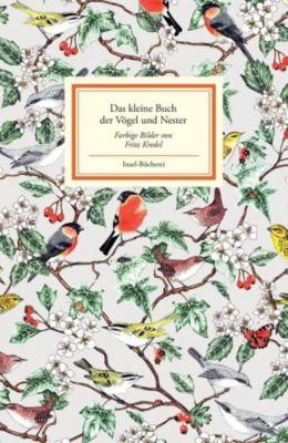 Das kleine Buch der Vögel und Nester - Fritz Kredel |