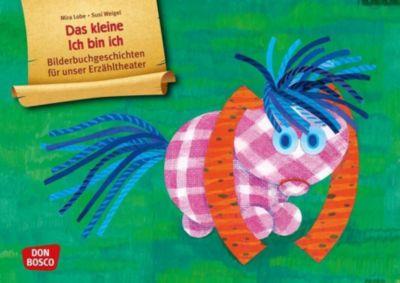 Das kleine Ich bin ich. Kamishibai Bildkartenset - Mira Lobe pdf epub