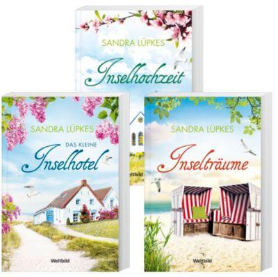 Das kleine Inselhotel/Inselhochzeit/Inselträume, Sandra Lüpkes