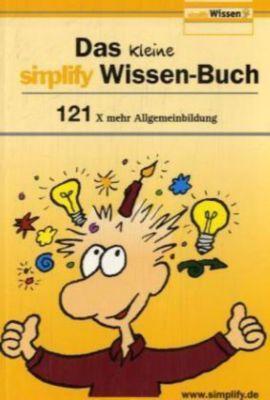 Das kleine simplify Wissen-Buch, Dunja Herrmann