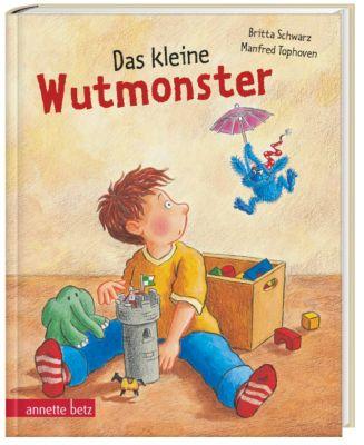 Das kleine Wutmonster, Britta Schwarz, Manfred Tophoven