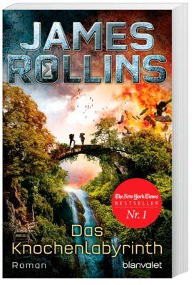 Das Knochenlabyrinth, James Rollins