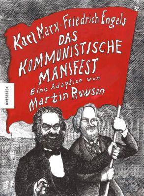Das kommunistische Manifest, Martin Rowson