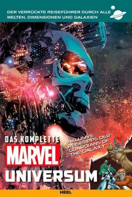 Das komplette Marvel-Universum