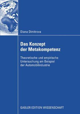 Das Konzept der Metakompetenz, Diana Dimitrova