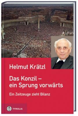 Das Konzil - ein Sprung vorwärts, Helmut Krätzl