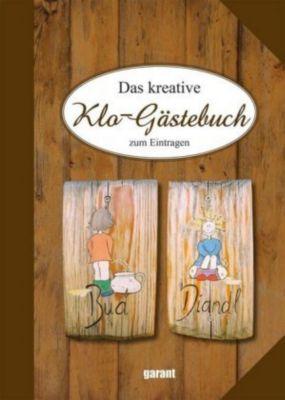 Das kreative Klo-Gästebuch zum Eintragen -  pdf epub